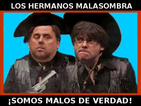LOS MALASOMBRA