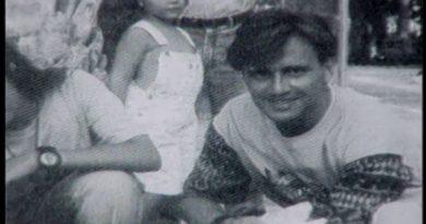 Miguel Ángel Blanco de joven