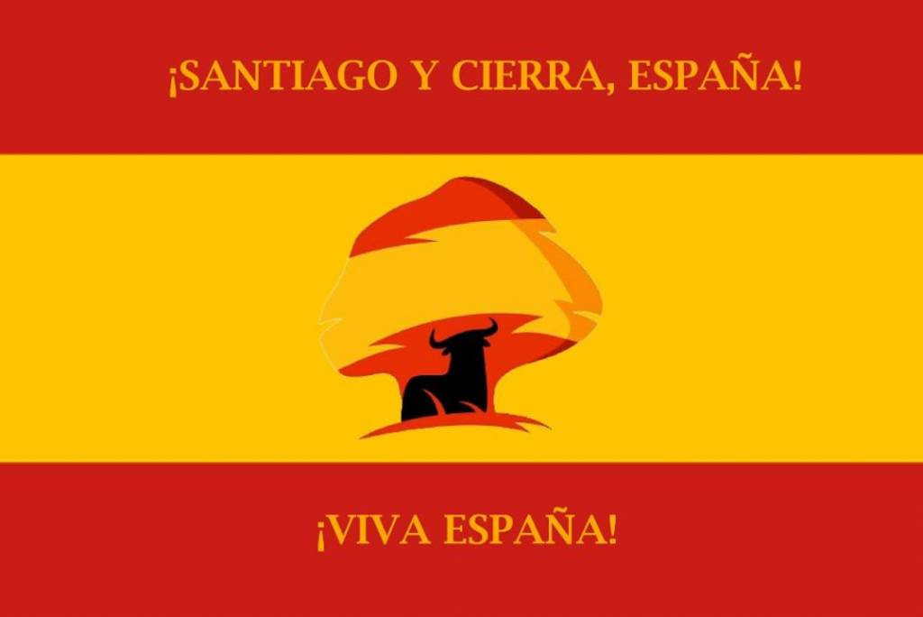 Santiago y cierra España