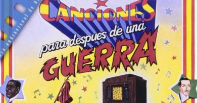 Canciones para después de una guerra de Martín Patino