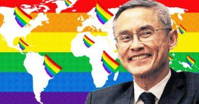 El experto de la ONU en Orientación Sexual e Identidad de Género busca imponer la agenda LGBT a nivel mundial