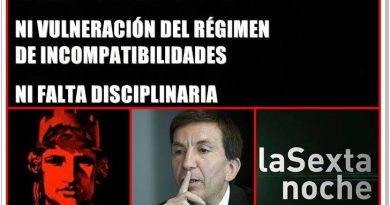 La Fiscalía General del Estado ha archivado dos denuncias contra el ex jefe de Anticorrupción Manuel Moix
