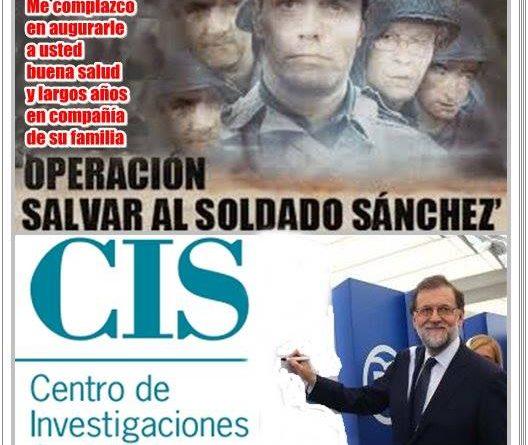 Operación Salvar al soldado Sánchez