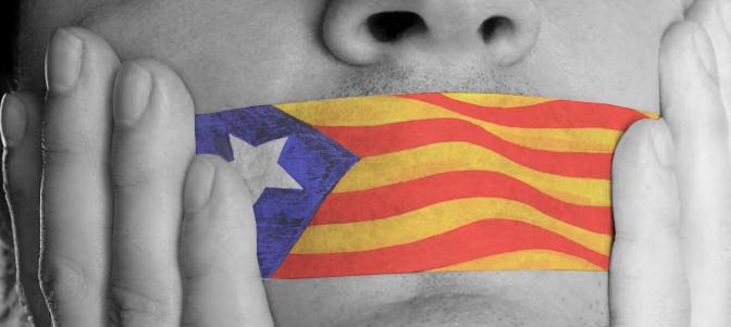 asunto lingüístico en Cataluña
