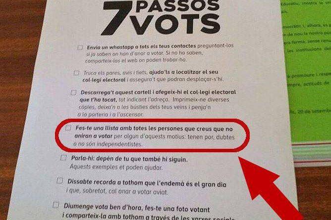 7 PASOS, 7 VOTOS