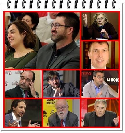 A Celia Mayer y Sánchez Mato la juez les ha leído sus derechos, señora Carmena