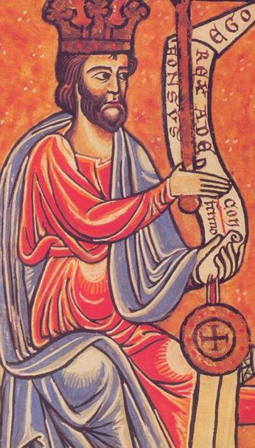 Alfonso V, Rey de León