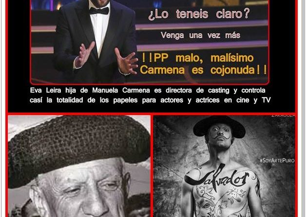 El toreo es la riqueza poética y vital mayor de España