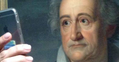 Puesta al día, con selfie en la secesión de Cataluña incluido, de Maquiavelo, Goethe y Espronceda