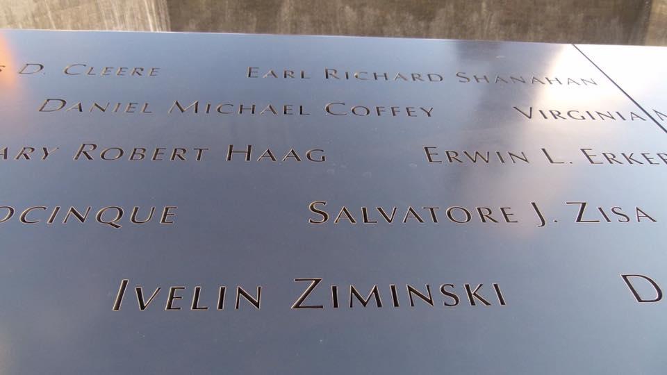 Homenaje a las victimas 11-S en NY. Foto de Mercedes Ibañez
