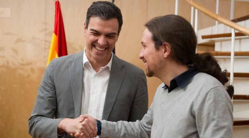 La oferta de Pedro Sánchez a Pablo Iglesias