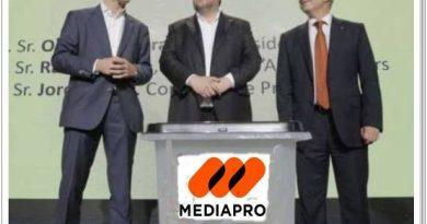 Mediapro se queda con los derechos televisivos de la transmisión del intento de golpe de estado en Cataluña
