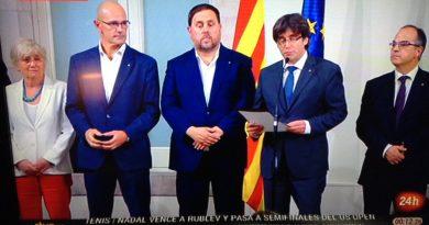 No existe ni un sólo motivo que justifique el independentismo catalán,excepto el ansia de Poder de los líderes independentistas