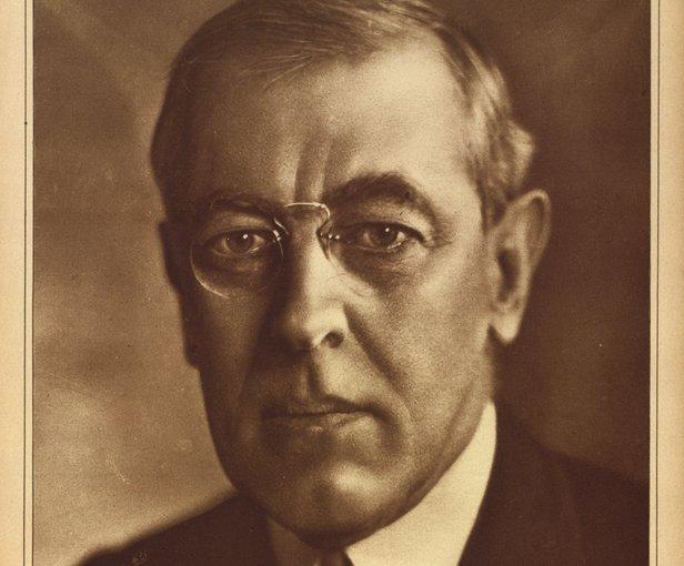 Woodrow Wilson, vigésimo octavo presidente de los Estados Unidos