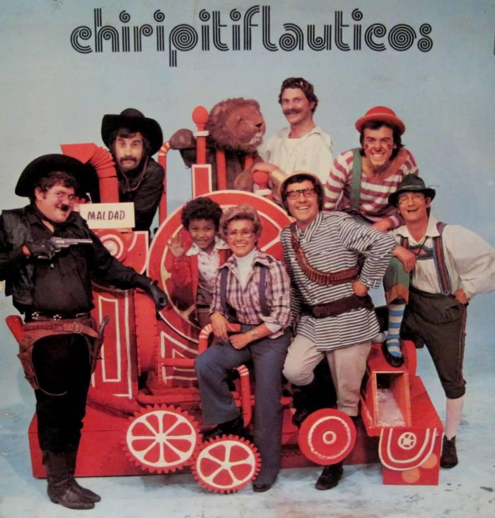 Chiripitiflauticos - Los hermanos mala sombra (1973)