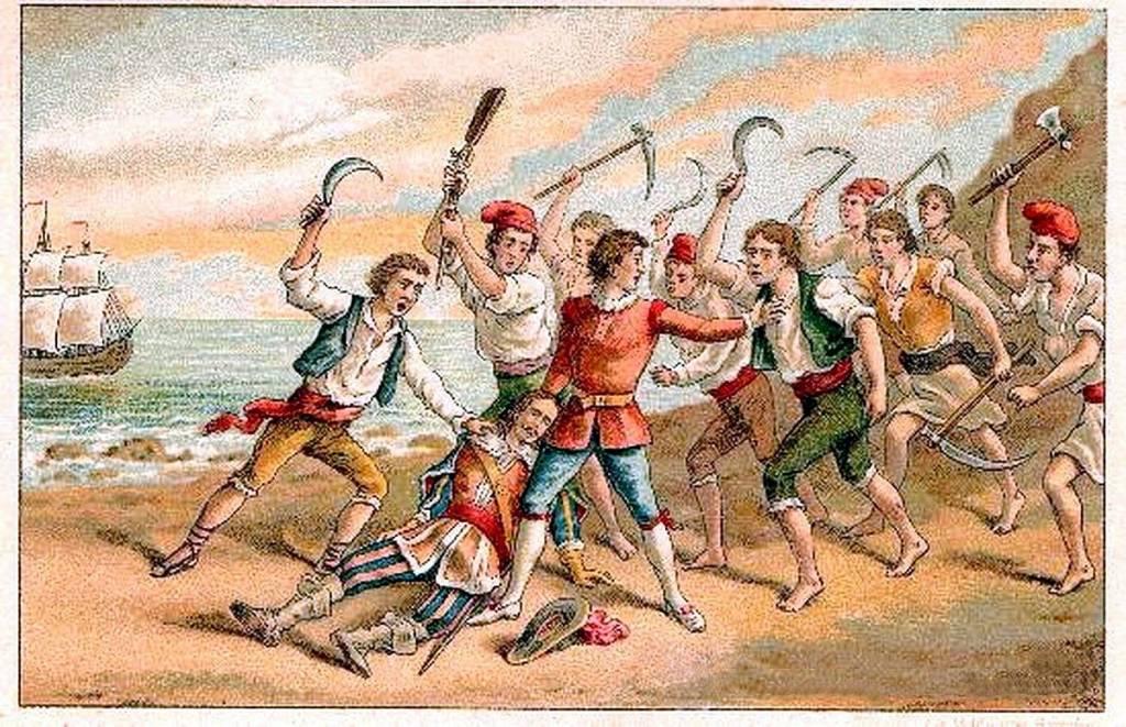 Els segadors y el Corpus de sangre