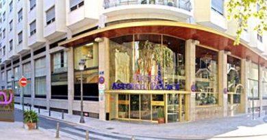 En la foto el Hotel Astoria.