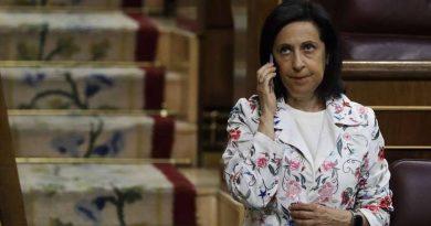 La portavoz parlamentaria del PSOE, Margarita Robles