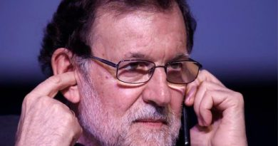Mariano Rajoy, te han tomado la medida, te conocen, cambia y no seas calzonazos y actúa por el bien tuyo y de los españoles.