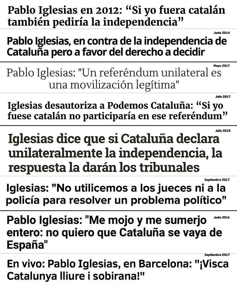 Pablo Iglesias y Psicopatología de la vida cotidiana