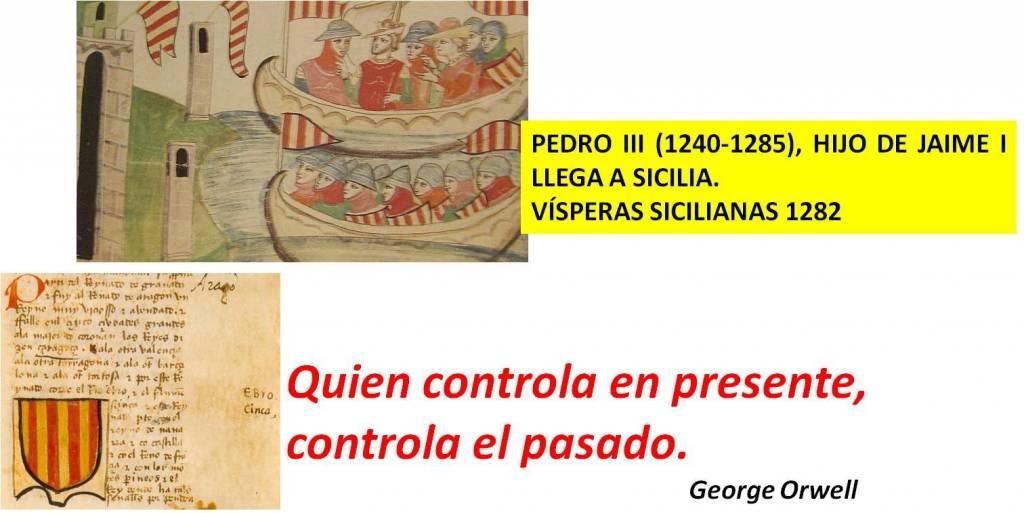 Quien controla el presente controla el pasado. George Orwell