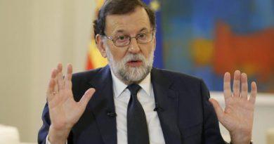 Rajoy en la entrevista a la agencia EFE