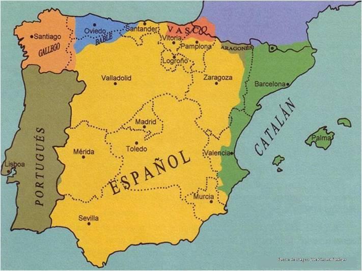 Sin palabras, más de lo mismo. Libro de texto fuera de la Comunidad de Cataluña.