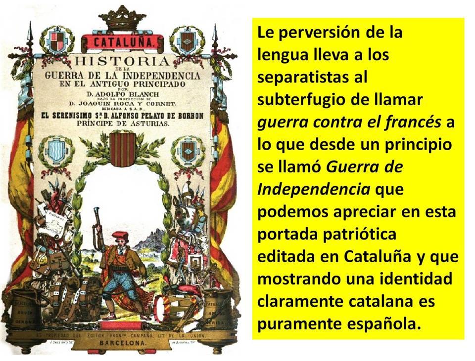 hay que aclarar que en la Guerra de Sucesión, no de secesión, Cataluña tomó partido por el Archiduque Carlos[5] frente al futuro Felipe V,