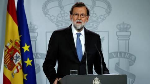 las declaraciones, actuaciones y movimientos de Rajoy y demás farándula pepera, son como esos goterones que al caer en el agua forman vigorosas circunferencias concéntricas