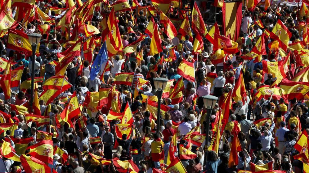 un España versus Cataluña, nos ha devuelto a la realidad