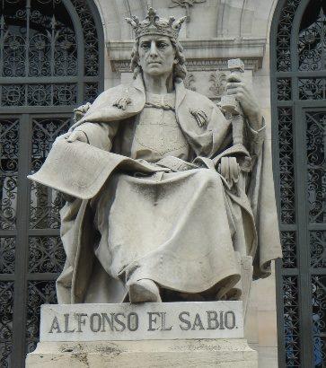 ALFONSO X EL SABIO. UN REY DE COJONES