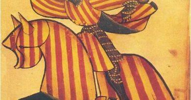 EL SEÑAL real del rey de Aragón, de Mallorca, de Valencia