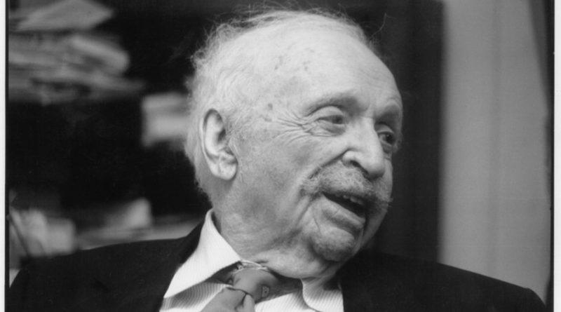 Edward Bernays, reconocido como el padre de las RRPP