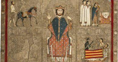 El Museo Nacional de Arte de Cataluña incluye en sus colecciones un buen número de obras de arte desgajadas del patrimonio aragonés