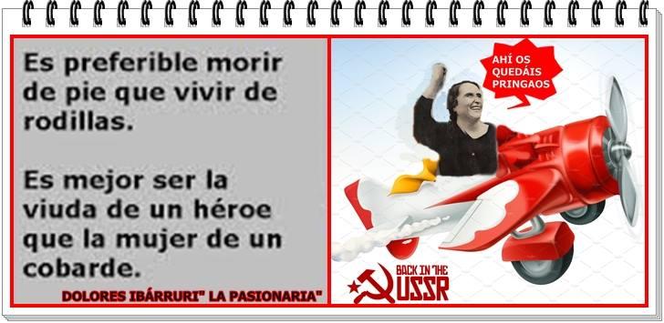 El PP de Leganés pide aplicar la Ley de Memoria Histórica para quitar una estatua de La Pasionaria