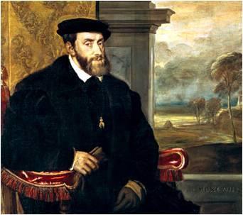 En 1521 Carlos I nombró Virrey de Cataluña al Arzobispo de Tarragona, Pedro Folch de Cardona