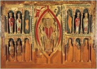 Frontal de altar de San Hilario