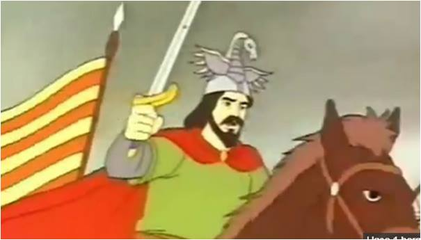 Jaime I rey de Cataluña ¿?