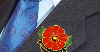 Una flor para el recuerdo. Por nuestros héroes, caídos y españoles olvidados: Semper in memoria. Por José Crespo