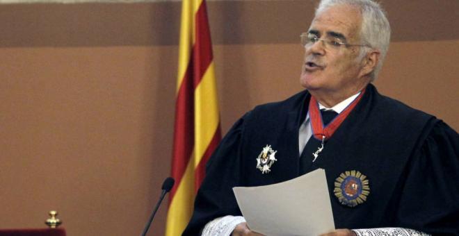 Muere José María Romero de Tejada, fiscal superior de Cataluña