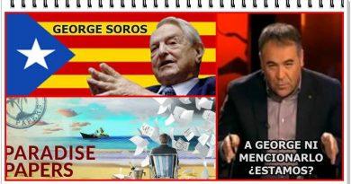 NO MENCIONA LASEXTA A GEORGE SOROS