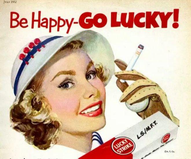 logró además que las mujeres fumaran