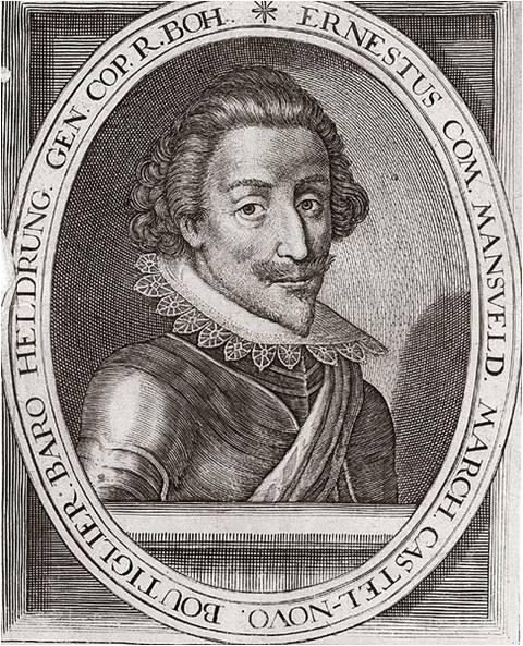 Conde Ernesto de Mansfeld (c. 1580 – 29 de noviembre de 1626)