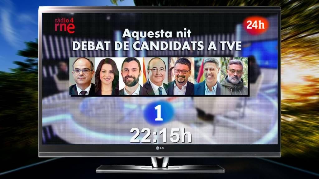 Debate en RTVE1