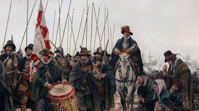 «Dios es español», la frase que retrató la hegemonía militar del Imperio español