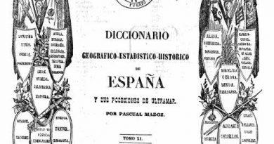 EL DICCIONARIO DE MADOZ.