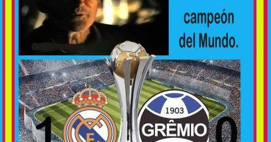 El Madrid otra vez campeón del mundo