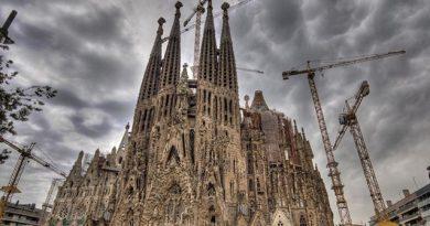 En qué año finalizará la construcción de la 'Sagrada Familia