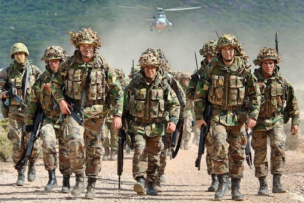 Infantería de España