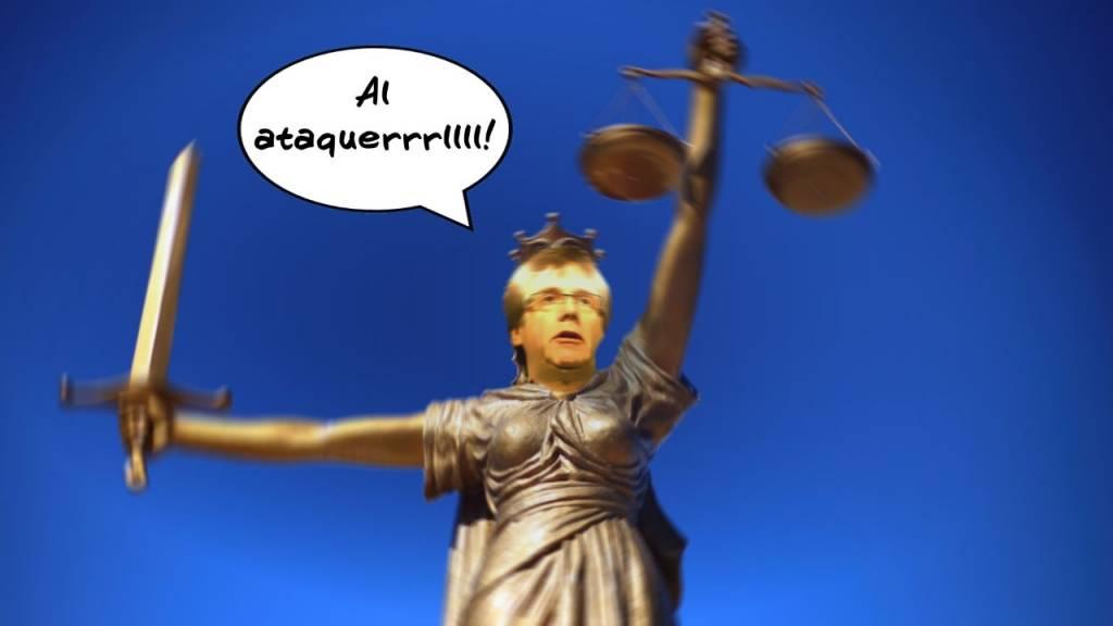 Justicia de Puigdemont
